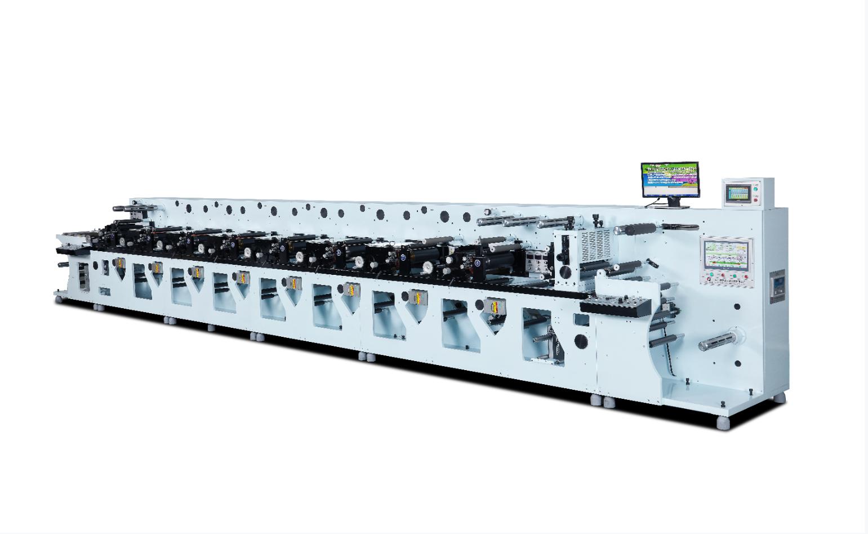 FH-340機組式全輪轉印刷機
